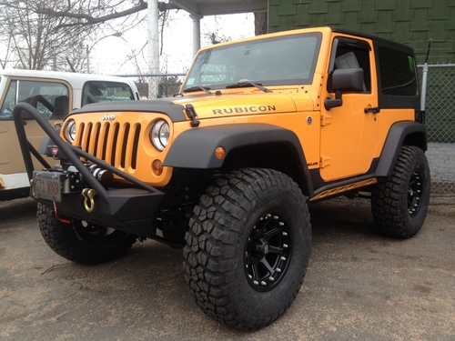 Endangered Species Jeep Customer s Jeeps